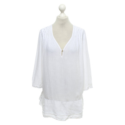 0039 Italy Linen blouse