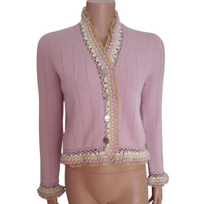 Chanel giacca di cashmere