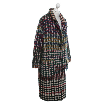 Isabel Marant Manteau en Multicolor