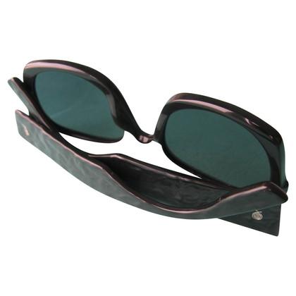 McQ Alexander McQueen Verspiegelte Sonnenbrille