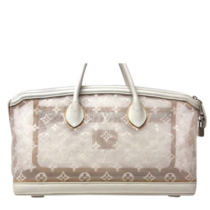 "Louis Vuitton ""Lockit Horizontal Monogram Transparence"""