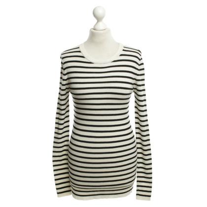 Set Pullover mit Streifen
