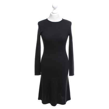 Ralph Lauren Black Label Gebreide jurk zwart