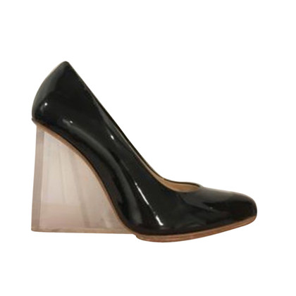 Maison Martin Margiela for H&M pumps in nero