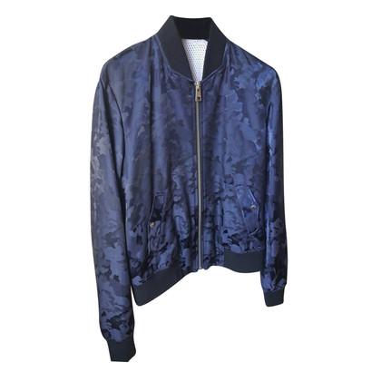Just Cavalli giacca di lana leggera