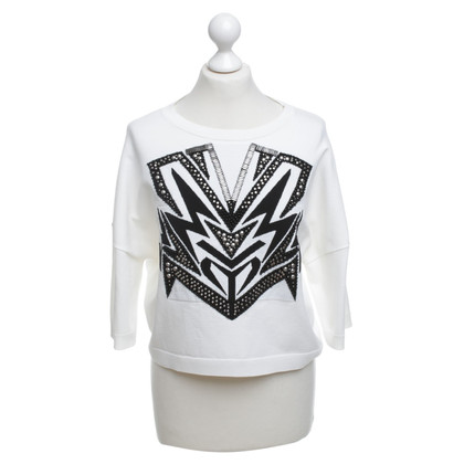 Sass & Bide Top in het wit