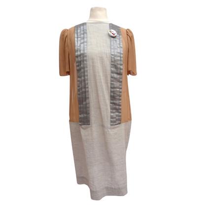 Balenciaga Robe d'été en trois couleurs
