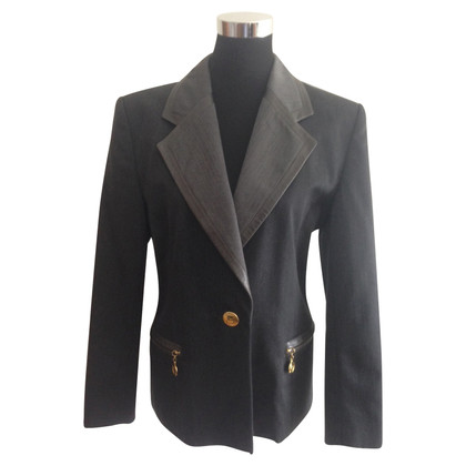 Escada Blazer in anthracite gray