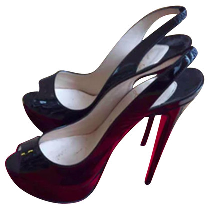 Christian Louboutin Christian Louboutin Sling back pumps