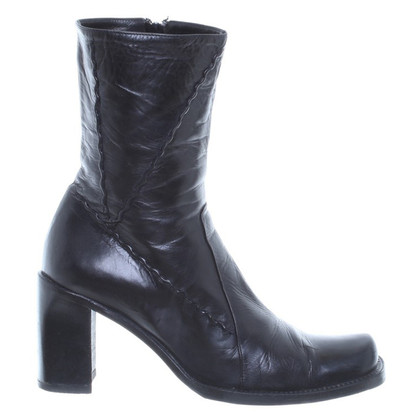 Cesare Paciotti Ankle boots with stiletto heel
