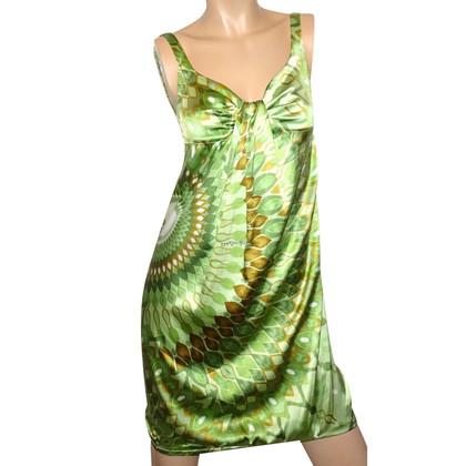 Roberto Cavalli silk dress