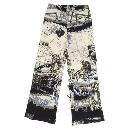 Roberto Cavalli Zodiac trousers
