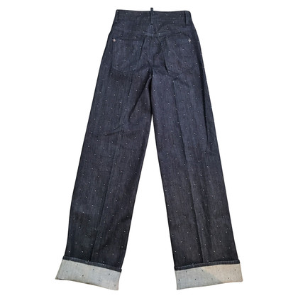 Dsquared2 Jeans Wide Leg