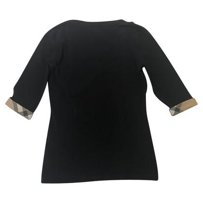 Burberry Shirt in Dunkelblau