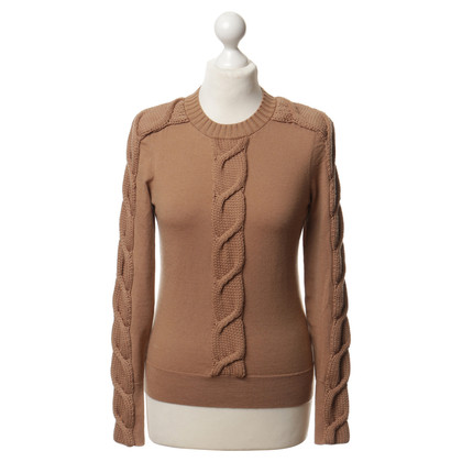Karen Millen Sweater with cable pattern