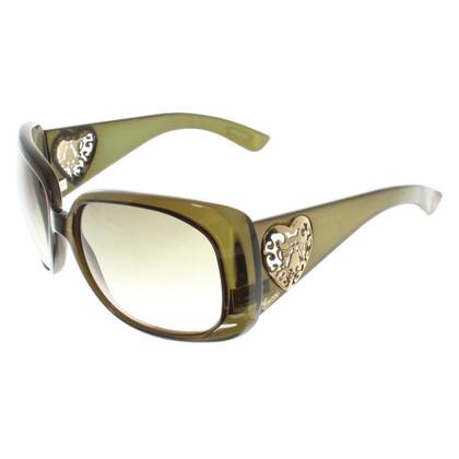 Gucci Sunglasses in dark green