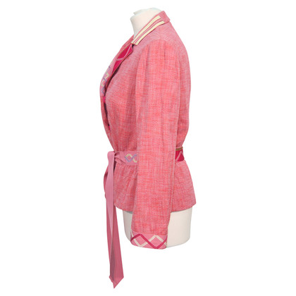 Moschino Cheap and Chic Jacke in Rosa