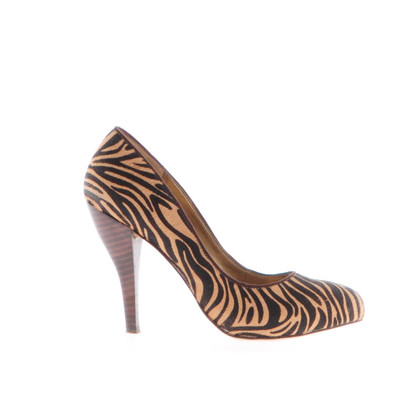 Nine West Tiger Print Schuhe