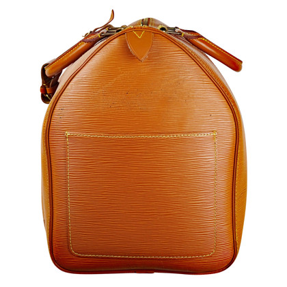 Louis Vuitton Keepall 50 Epi cognac