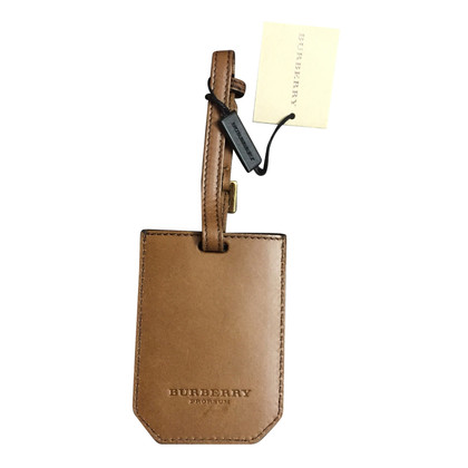 Burberry Prorsum address tag