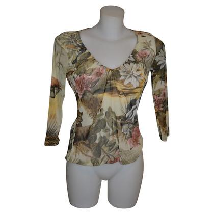 Roberto Cavalli Shirt with pattern