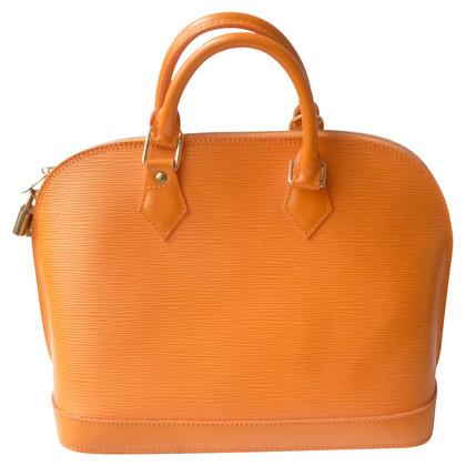 "Louis Vuitton Tasche ""Alma"" Epi Leder"