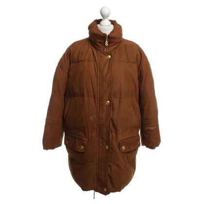 Bogner Leather Quilted Jacket