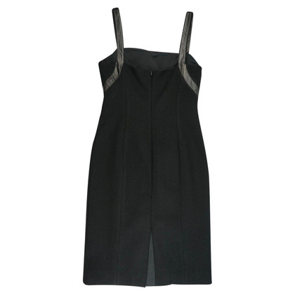 Michael Kors Dress in leather / wool