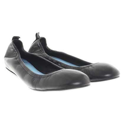 Lanvin Ballerinas in black