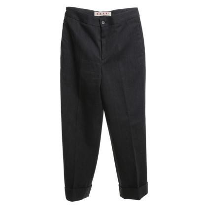 Marni Pantaloni in grigio