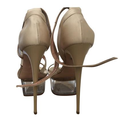 Gianmarco Lorenzi sandali con plateau