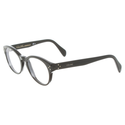 Céline Glasses in black