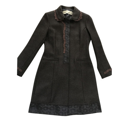 Schumacher Coat with lace