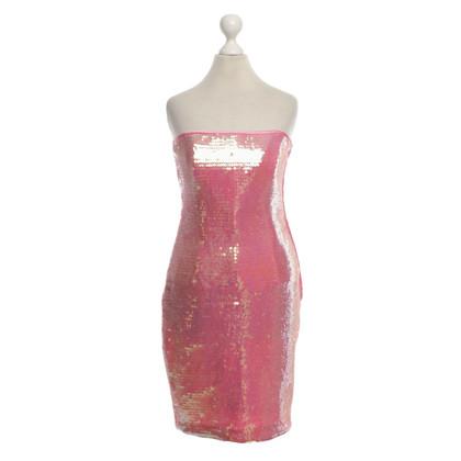 Escada Sequin dress in pink