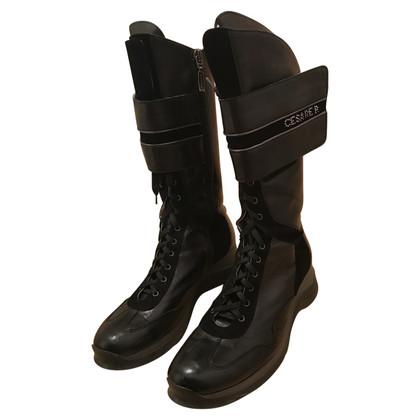 Cesare Paciotti bikers Boots