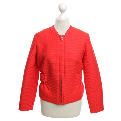 Maje Short jacket in red