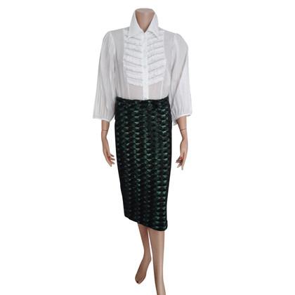 Diane von Furstenberg Bluse mit Volants