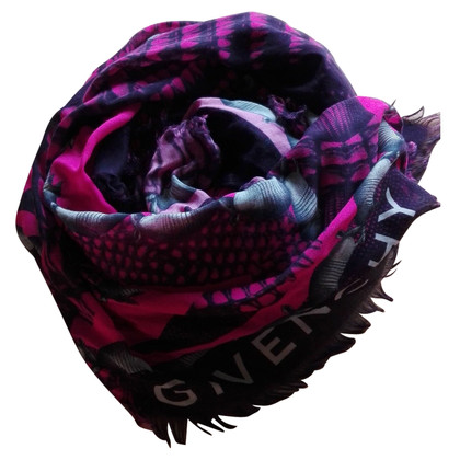 Givenchy Sjaal met Armadillo Print