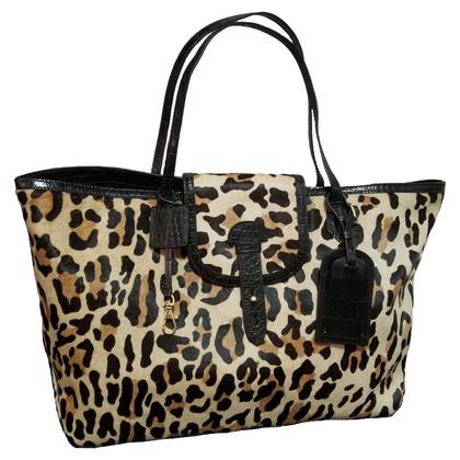 Paule Ka Leopard handbag