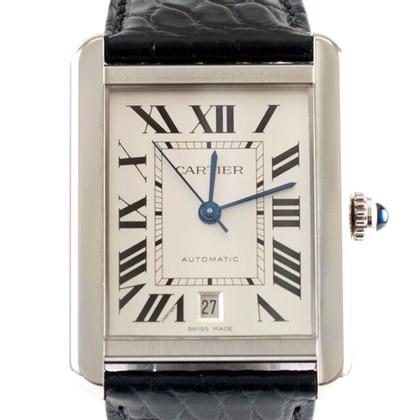Cartier Réservoir Solo XL unisexe automatique
