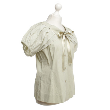 Antonio Marras Bluse in Lindgrün