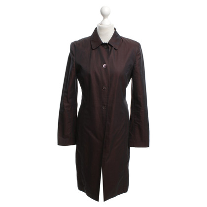 Hugo Boss Coat in Bordeaux