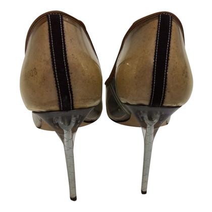 Balenciaga Transparente Schuhe