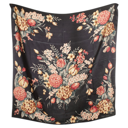 Ralph Lauren Scarf with flower pattern