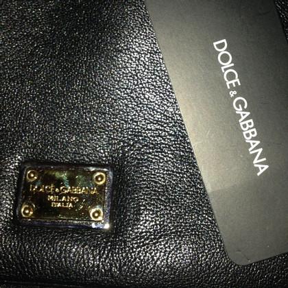 Dolce & Gabbana Handtasche mit Schulterriemen