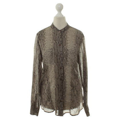 Michael Kors Animal print blouse