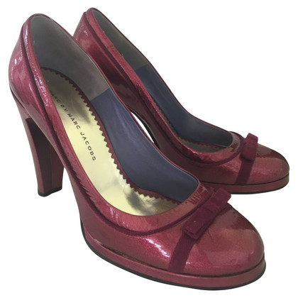 Marc Jacobs Lackleder-Pumps