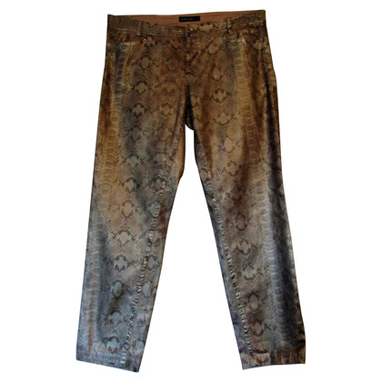 Marc Cain Jeans mit Animal-Print