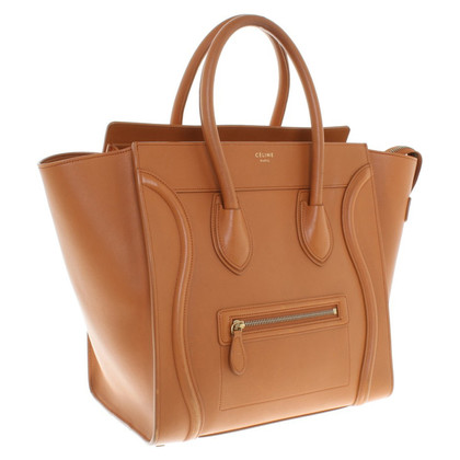 "Céline ""Bag Mini bagagli"" in Brown"