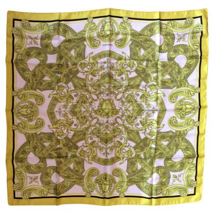 Versace silk scarf